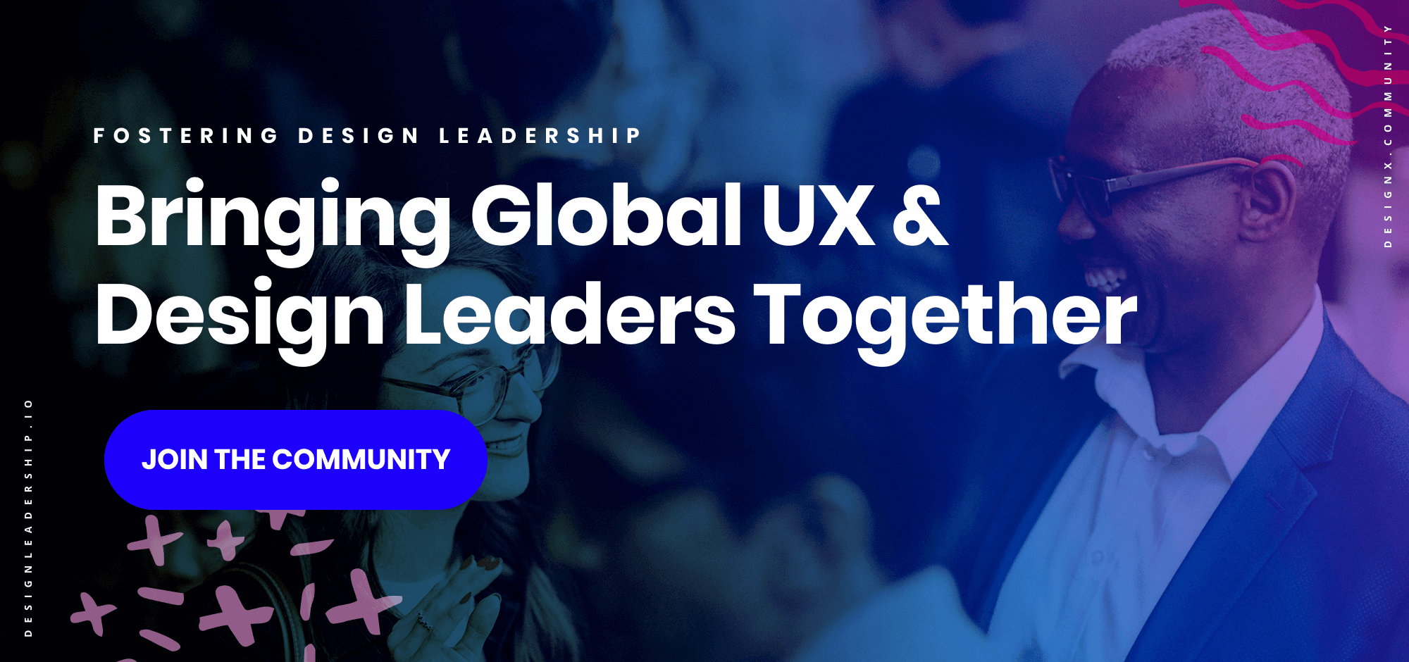 Bringing Global UX & Design Leaders Together - Join the community on the Design Leadership Slack group